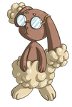 PKMNation - Old Louis Ref-Art by Crazy-Leen