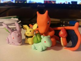 Clay Pokemon group by Scathefir3