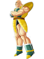 Nappa U-13 Colored by ruga-rell