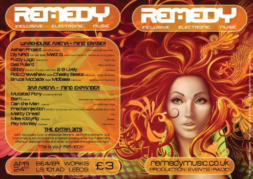 REMEDY 4 by apollyoneum