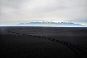 The road to the blue mountain by JTheodoreWeitz