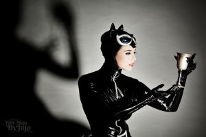 CatWoman - Greed by YourMojoByJojo