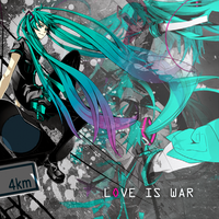 Hatsune Miku - Love is War by Vocalmaker