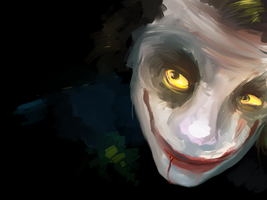 joker by Redrie
