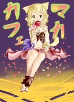 Kafe Maka cover 8D by Quila-Quila