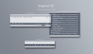 Inspirat SE Winamp Classic by norewalker