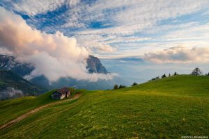 Alpe di Siusi by FrozenWhisperx