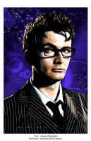 Ten - Doctor Who Series by indigowarrior