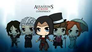 Assassin's Creed Conspiracy - Multiplayer by Mibu-no-ookami