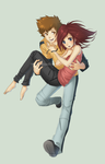I'll carry you by BloodlineV