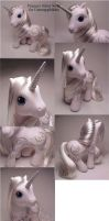 Custom unicorn G3 Silverswirl by Woosie
