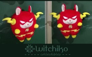 Alpaca the flash for Sale by Witchiko
