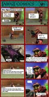 AWG Comics Issue 3 by GameKeeperX
