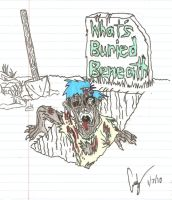 What's Buried Beneath by FinalFantasywannabe