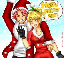 Christmas Nalu by manu-chann