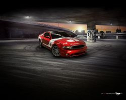 my 2010 mustang by Mister-Lou