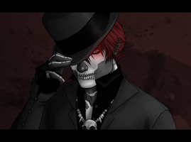 Baron Samedi Greets You by Ranya-Ni