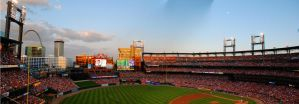 A Day At The Ballpark by mrhibbard