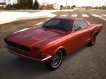 Ford mustang by sxela
