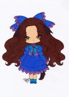Little Missy Colored by Maiko-Girl