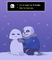 The puns will never end by Inkyness