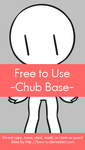 Free to Use Base {Chub} by Koru-ru