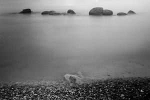 As The Tide Goes out by suolasPhotography