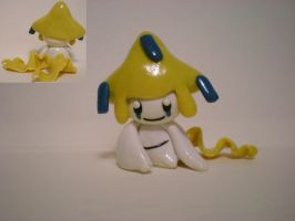 AT: Jirachi by Foureyedalien
