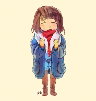 [ Undertale ] it was too cold by EarthXXII