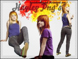Pack png hayley HQ by loveinhoollywood