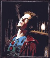 TYLER DURDEN by pierz