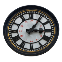 Waterloo clock by MindSqueeZe