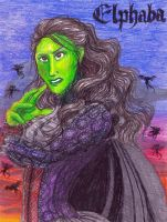 Elphaba by sockie