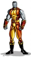 Colossus for Project Rooftop by Jrascoe