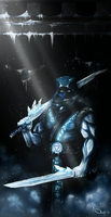 Sub-Zero: The Cryomancer by FuShark