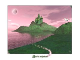 Land of Enchantment by Apple-In