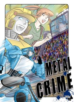 METAL_CRIME_COVER by BTFly009