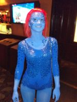 Mystique by babybubblegum