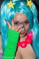 Arcade Sona | League of Legends by artemys-ichihara