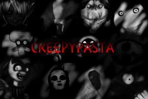 Creepypasta Wallpaper by Shiru-Abend
