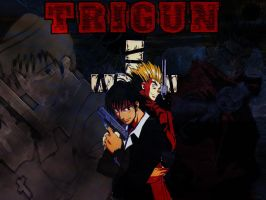 trigun by AloneProdigy