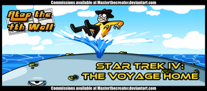 AT4W: Star Trek IV The Voyage Home by MTC-Studios