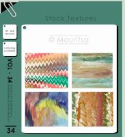 Texture Pack - Vol 34 by MouritsaDA-Stock