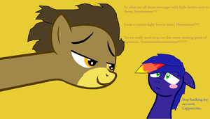 Do we really have to write Mares of Equestria? by Stickman16