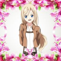 .: Attack on Titan : Christa Renz :. by Sincity2100