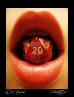 D20 Fetish by DistantVisions