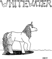 OLD: Whitewater Elemental MLP by VioletWhirlwind