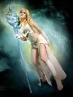 Janna League of legends by Paz-Cosplay