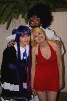 A great trio by cla666