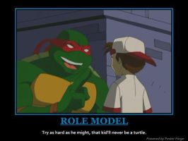 TMNT Demotivational 006 by GhostlyProductions